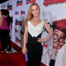 Leslie Mann Mr Peabody Sherman Premiere In La