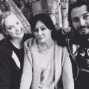 Shannen Doherty at the set of her new film 'Dead Water'