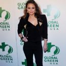 Josie Maran - 7 Annual Global Green USA Pre-Oscar Party (March 3, 2010)