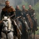 Front Left: Russell Crowe star as Robin Hood in Universal Pictures' Robin Hood. - 454 x 285