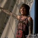 Oliver Sykes - Vans Warped Tour 2010, Camden, NJ, July 16, 2010