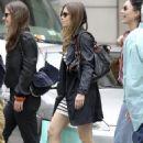 Jessica Biel Shopping In New York City 6/09/10