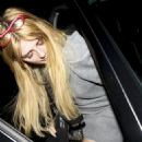 Mischa Barton - Clubbing In Hollywood, 2010-03-13