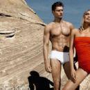 Lily Donaldson Calvin Klein White Label Spring 2012