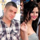 Selena Gomez and Mark Salling