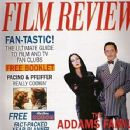Angelica Huston - Film Review Magazine [United Kingdom] (December 1991)