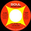 Otis Williams - I Got To Have You