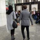 Louis Tomlinson and Eleanor Calder - 454 x 504