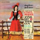 Ethel Merman In The 1966 Musical Theater Of Lincoln Center Summer Revivel Of ANNIE GET YOUR GUN