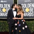 Tom Kaulitz and Heidi Klum : 76th Annual Golden Globe Awards - 400 x 600