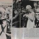 Michèle Morgan - Gaceta Ilustrada Magazine Pictorial [Spain] (25 September 1965) - 454 x 283