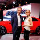 Diane Kruger : Audi Sport Unveils New Model Ahead of New York International Auto Show - 454 x 303
