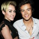 Teen Choice Awards 2013 - Miley Cyrus and Harry Styles