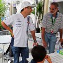 Massa at 2014 Brazilian Grand Prix of Formula One - 454 x 681