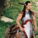 Shane Rangi as Sentry Centaur in 2005 The Chronicles of Narnia: The Lion, the Witch and the Wardrobe.