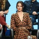 Leighton Meester – 'Single Parents' Panel at 2018 TCA Summer Press Tour in Los Angeles - 454 x 681