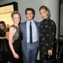 The Director Thea Sharrock, Sam Claflin and Vanessa Kirby - May 23, 2016- 'Me Before You' World Premiere - 367 x 550