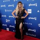 Laverne Cox – 2018 GLAAD Media Awards in New York - 454 x 465