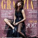 Helena Christensen - Grazia Magazine Cover [Italy] (23 February 2017)