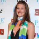 "Sarah Lancaster - ""Chuck"" Season 2 Launch Party At PURE Nightclub In Las Vegas - September 27 2008"