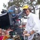 Director/Producer Jay Roach (center) behind the scenes on Paramount Pictures/DreamWorks Pictures/Spyglass Entertainment's comedy, 'Dinner for Schmucks.' Photo credit: Merie Weismiller Wallace. © 2010 DW Studios LLC. All Rights Reserved. - 454 x 303