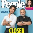 Shahid Kapoor, Pankaj Kapur - People Magazine Pictorial [India] (25 September 2011)