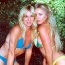 Cherie Currie and Sandy West