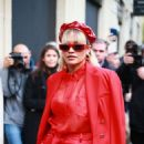 Rita Ora – Leaving her hotel in Paris