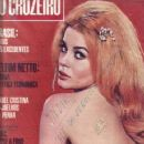 Ann-Margret - O Cruzeiro Magazine Cover [Brazil] (11 March 1967)