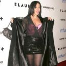 Maria Alonso - Flaunt Magazine's 10 Anniversary Party, 18.12.2008.