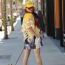 Phoebe Price – Shopping Candids in Beverly Hills - 454 x 625
