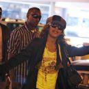 Whitney Houston - LAX, 2008-04-18