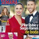 Sergio Ramos and Pilar Rubio - 454 x 592