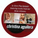 Christina Aguilera - In-Store Play Sampler