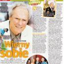 Clint Eastwood - Tele Tydzień Magazine Pictorial [Poland] (25 May 2018) - 454 x 642