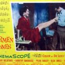 Poster Of Carmen Jones 1954 - 454 x 349