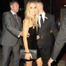 Amanda Holden – Pictured at Britain's Got Talent Party in London