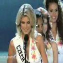 Iveta Lutovska - Miss Universe Pageant - 454 x 340