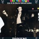 Sid Vicious - Live at the Electric Ballroom