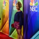 Essence Atkins – 2017 NBC Summer TCA Press Tour in Beverly Hills - 454 x 603