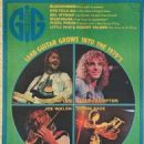Gig Magazine Cover [United States] (May 1976)