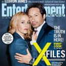 Gillian Anderson and David Duchovny - 454 x 605