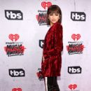 Zendaya attends the iHeartRadio Music Awards at The Forum on April 3, 2016 in Inglewood, California