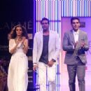 Diya Walks Mirza Rockey S Show at Lakme Fashion Week Day 4