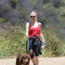 Amanda Seyfried Out For A Walk In Griffith Park, May 24, 2010