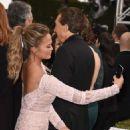 Chrissy Teigen 72nd Annual Golden Globe Awards In Beverly Hills