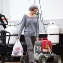Renee Zellweger Filming Her New Movie In Mississippi