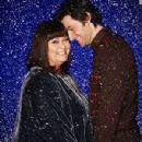 Richard Armitage and Dawn French