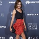 Nieves Alvarez- 'Vogue Who's On Next' Madrid Photocall - 400 x 600