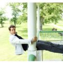 Ryan Reynolds GQ Magazine October 2010 Pictorial Photo - United States